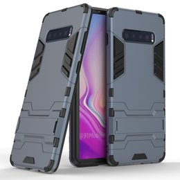 SamSung galaxy S pluS coverS online shopping - 3D Armor Cover For Samsung Galaxy S10 Lite Case S10 Shockproof cover For Samsung S10 Plus S10e Silicone Phone Cover Cases S