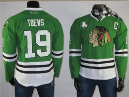 Toews red jerseys online shopping - Chicago Blackhawks Jerseys The Best Player Of Jonathan Toews Jersey High Quality Embroidered Men s ice Hockey Jerseys Custom Stitched