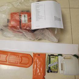 $enCountryForm.capitalKeyWord NZ - MS660 Chainsaw 92CC Chain Saw WITH 25 inch sprocke nose Bar and high quality Chain Free shipping