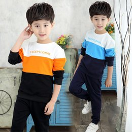 27311d57a0a Clothing for 11 years online shopping - 2018 Kids Clothes Boys Years Boys  Clothing Sets Spring