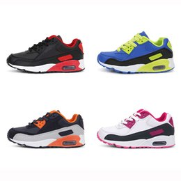 Wholesale 14 Sizes Hot Sale Brand Children Casual Sport Shoes Boys And Girls Sneakers Children s Running Shoes For Kids B