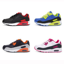Wholesale 14 Sizes Hot Sale Brand Children designer Casual Sport Shoes Boys And Girls Sneakers Children s Running Shoes For Kids B