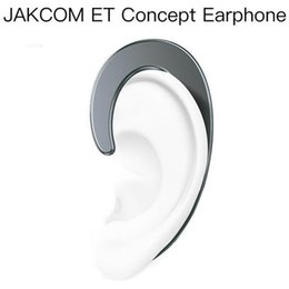 electronic iphone Australia - JAKCOM ET Non In Ear Concept Earphone Hot Sale in Other Cell Phone Parts as bf movie airdots electronic cigarette