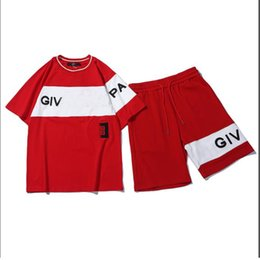 65d45973b8 Le mutande per online-Abbigliamento sportivo da uomo T-shirt da ginnastica  Lettere Ricami
