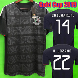 10b21478a6e Mexico Men online shopping - Gold Cup Camisetas Mexico MEN WOMEN soccer  jersey CHICHARITO LOZANO MARQUEZ