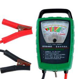 $enCountryForm.capitalKeyWord Australia - TY6402 500A 2V 6V 12V Automotive  Car Battery Tester  Alternator  Cranking Check Easy to Use