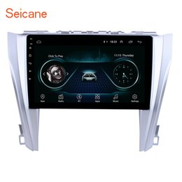 $enCountryForm.capitalKeyWord NZ - Android 8.1 HD Touch Screen 10.1 inch Car GPS Navigation Radio for 2015 2016 2017 Toyota Camry with Bluetooth USB AUX support TV tuner DVR