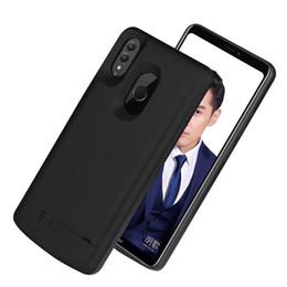 $enCountryForm.capitalKeyWord UK - For Huawei Honor Note 10 Wireless Charging Case Portable External Battery Backup 6000mAh Cover Slim Power Bank