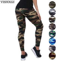 $enCountryForm.capitalKeyWord Australia - VISNXGI New Fashion 2019 Camouflage Printing Elasticity Leggings Camouflage Fitness Pant Legins Casual Milk Legging For Women
