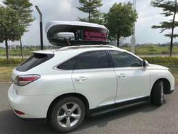 a3 için büyük veya küçük otomobil SUV Araç stil Yüksek kaliteli su geçirmez Roof Top Taşıyıcı Kargo Bagaj Seyahat Kutusu 380L için