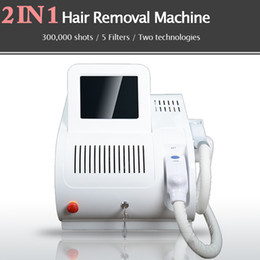e light ipl rf for wrinkle removal e light opt shr fast hair removal acne treatment for salon use on Sale