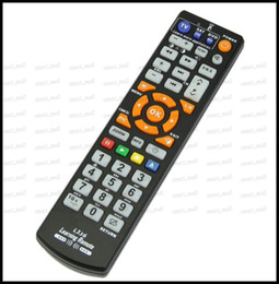universal learning remote control 2019 - Universal Smart Remote Control Controller With Learn Function For TV CBL DVD SAT L336 LLFA cheap universal learning remo