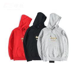ad5d5ecf6fde Designer Mens Hoodies Nice Fashion Warm Men Tops Long Sleeve Hoodie Casual  Print Bat Hooded High Quality Sweatshirt Mens Sport Tops