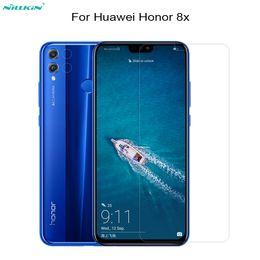 $enCountryForm.capitalKeyWord Australia - For Huawei Honor 8X Glass Nillkin H+ Pro 2.5D Round Edge 0.2mm Tempered Glass Screen Protector for Huawei Honor 8X Cover case