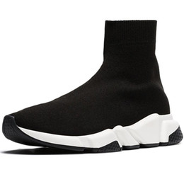 Wholesale green army socks online – funny Sock Shoes Men Socks Speed Fashion Women Sneakers Triple Black White Runner Trainers Comfortable Light Casual Shoes