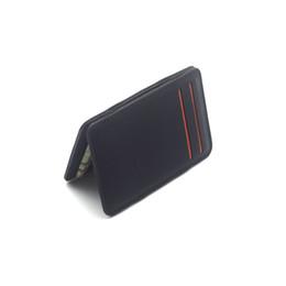 $enCountryForm.capitalKeyWord UK - Magic Men ID Credit Card Holder Case money wallet fashion Solid String 10cm*7cm*0.8cm