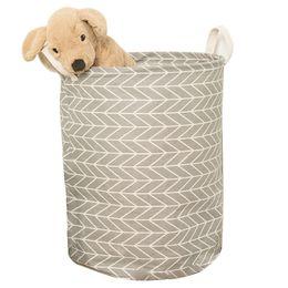 $enCountryForm.capitalKeyWord NZ - Cheap s Hoomall Sundries Dirty Clothes Basket Boxes Storage Barrels Fabric Folding Laundry Basket Cartoon Large Capacity Storage Basket