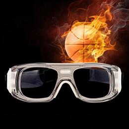 224413635 A prueba de choques Gafas de baloncesto Deportes al aire libre Gafas  protectoras Fútbol Fútbol Baloncesto Gafas de seguridad Gafas # 15252