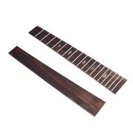 26 inches ukulele online shopping - NAOMI Ukulele Fingerboard For Inch Ukulele Rosewood Tenor Ukulele Part DIY Replacement High Quality
