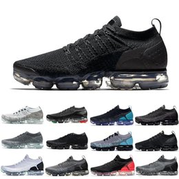 $enCountryForm.capitalKeyWord Australia - 2019 Knit 2.0 Fly 1.0 Men Women BHM Red Orbit Metallic Gold Triple Black Designers Sneakers Trainers Running Shoes US5.5-11