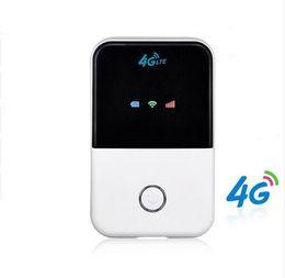 Mini Wifi 4g Australia - 4G Wifi Router mini router 3G 4G Lte inalámbrico portátil de bolsillo de acceso móvil de coche wi-fi Router con ranura
