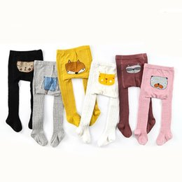 $enCountryForm.capitalKeyWord UK - PP Baby Tights Cotton Children Pantyhose Cartoon Kids Stockings Boys Girls Baby Tights 1-8T Toddler Stockings Clothing
