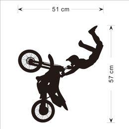 $enCountryForm.capitalKeyWord Australia - DIRT BIKE MX MOTOCROSS MOTORCYCLE DECAL WALL STICKER VINYL MURAL BOYS ROOM DECOR DIRT BIKE MX MOTOCROSS MOTORCYCLE DECAL WALL STICKER VINYL