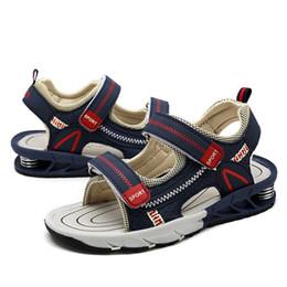 b3adf4c4e Hot Sale 2018 Summer Children beach sandals fashion shoes for girls Size  25-38 boys footwear kids non-slip sandalias baby sports