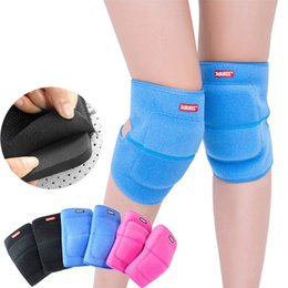 Elbow Supports Children Australia - 2Pcs Women Kids Dance Volleyball Tennis Knee Pads Baby Crawling Safety Knee Support Sport Gym Kneepads Children Protection