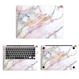 $enCountryForm.capitalKeyWord Australia - New Marble Full Body Cover Skin For Macbook Sticker Pro Air Retina 11 12 13 15 Inch 17 Hp Acer Mac Mi Surface Book Laptop Decal T6190615