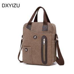 dingxinyizhu retro canvas work bag pack men messenger bags designer office  business briefcase high quality man travel hand bag 6e93d5ee28c97