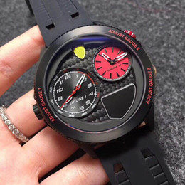 luxury cars Canada - New Cool Car Accessory Watch Luxury Mens Watches Quartz Sports Wristwatches Silicone Strap Simple Men Watch Wholesale