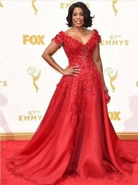 Wears off online shopping - 2019 Elegant Off Shoulder A Line Formal Celebrity Evening Dresses With d Florals Plus Size Red Carpet Prom Pageant Gowns Special Party Wear