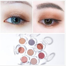 veronni eyeshadow NZ - VERONNI Single Color Mashed Potatoes Pearl Light Eyeshadow 24 Color Optional Eye Makeup