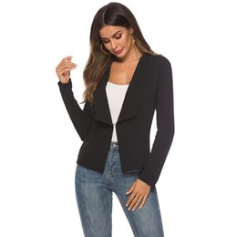 Chinese  Bigsweety Women Blazers and Jackets Long Sleeve Office Ladies Workwear Business Suits Female Blazer Formal Coat manufacturers