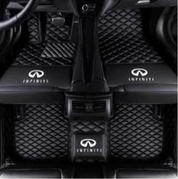 Venta al por mayor de AJUSTE PARA Infiniti G37 JX35 Q50 Q60 Q70L QX30 QX50 QX56 QX60 QX70 QX80-Veloster Alfombrilla de coche