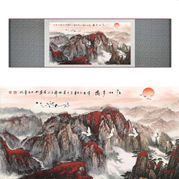 $enCountryForm.capitalKeyWord Australia - Landscape Art Painting Mountain And River Art Painting Home Wedding Decoration Painting 19050914