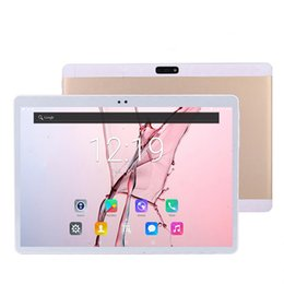 Dual Sim Tablets 4gb Ram Australia - Lonwalk Supper 10 inch tablet PC Octa Core Android 7.0 4GB RAM 64GB ROM 8 Core Dual SIM Card Wifi Bluetooth Call phone Gifts MID