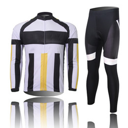 $enCountryForm.capitalKeyWord Australia - Can be customized LOGO newest Long sleeve bicycle suit Cycling Jersey Men Cycling Set Racing Bicycle Clothing Suit Sport wears #1971822