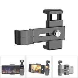 $enCountryForm.capitalKeyWord Australia - For DJI OSMO Pocket Camera Smart Phone Holder Stand Mount Mobile Phone Holder Handheld Bracket Phone Clip