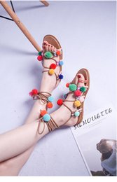 $enCountryForm.capitalKeyWord Australia - Sexy2019 Woman Rome Wind Fish Mouth Baby The Ball Sandals