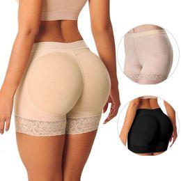 5c3b51eb8e 2019 Hot sale Shaper Pants Sexy Boyshort Panties Woman Fake Ass Underwear  Push Up Padded Panties Buttock Shaper Butt Lifter Hip