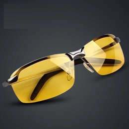 $enCountryForm.capitalKeyWord NZ - Color-changing sunglasses male anti-UV polarizer driver mirror fishing driving glasses square sunglasses day and night dual-use