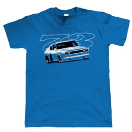 40584fd204e Broadspeed Capri 73 Mens Motorsport T Shirt - Classic Touring Car - Gift  for DadFunny free shipping Unisex Casual Tshirt top