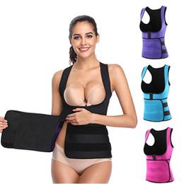 $enCountryForm.capitalKeyWord Australia - Postpartum Belly Band Hot Neoprene Body Shaper Slimming Waist Trainer Sauna Sweat Vest Women Pregnancy Bandage Lose Weight Y19052003