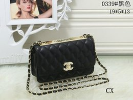 Cross bow sales online shopping - AAA Hot Sale Fashion Chain Handbags Women bags Designer Handbags Wallets for Women Leather Chain Bag Crossbody Bags Clutch Shoulder Bags