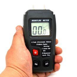 $enCountryForm.capitalKeyWord Australia - Digital LCD Wood Moisture Meter + -0.5% Accuracy 2 Pin Humidity Meter Portable Damp Detector Tester Sensor Hygrometer module
