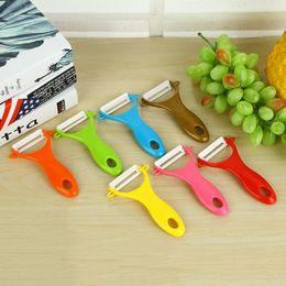 $enCountryForm.capitalKeyWord Australia - Peeler Tool Kitchen Small Ceramic Peeling Knife Multi Functional Hanging Peels Fruit Planing Vegetable U Type Peeler Dining Bar 2017