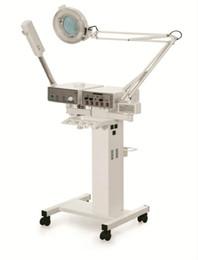 Galvanic Beauty Canada - Tax free 11in1 MULTIFUNCTION BEAUTY Vacuum High frequency Facial brush Spray Vaporizer Magnifying lamp skin Galvanic machine equipment CE