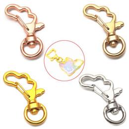 $enCountryForm.capitalKeyWord UK - Cute Simple Keychain Moon Feather Cat Head Epoxy Metal Frame Pendant Hanging Jewelry Gifts